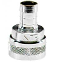 LB970121 Ниппель для быстросъёма. Для шланга Ø ½ M. Для шланга