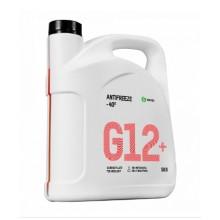 """110332 Жидкость охлаждающая низкозамерзающая """"Антифриз G12 -40"""" 5кг"""