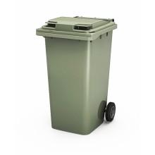 24.С29 Передвижной мусорный контейнер 240 л.