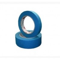 626550 Лента маскирующая синяя Eurocel 50 мм х 45 м 80 Со - 30 мин