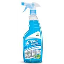 125247 CLEAN GLASS блеск стекол и зеркал (голубая лагуна) 600 мл