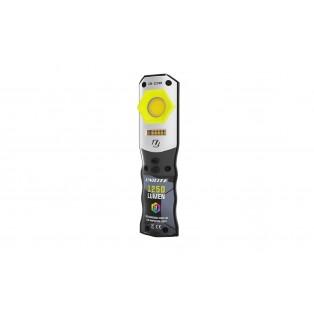 CRI-1250R Инспекционный фонарь CRI 96+, 1250 Lm, 3 цвета + УФ, 5000 mAh