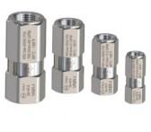 60.2070.00 Обратный клапан VNR-I вход 1/2 г. выход 1/2 г. нерж. сталь