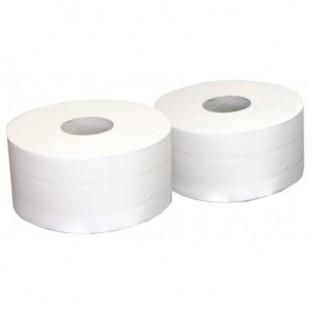 2-150 ТБ Туалетная бумага 150м (2-сл., белая)*12.