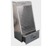 R+M 105700 Выбиватель ковриков easywash365+ оцинк. сталь