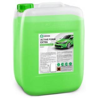 800021 ACTIVE FOAM EXTRA Специальное моющее средство по уходу за автомобилем (канистра 23 кг)