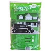 IT-0307 Салфетка микрофибра универсальная 35х40 (упаковка 10 шт)