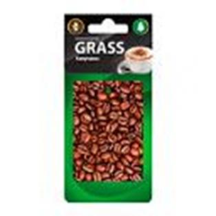 АС-0140 Ароматизатор картонный Узор зерна кофе