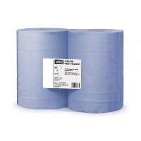 Протирочные полотенца. цвет:синий, 2-сл, 1000 листов, h-33cм, размер листа 33 * 35 см, 2рул/упак.