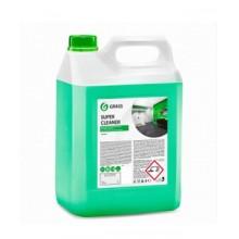 """125343 Концентрированое щелочное моющее средство """"Super Cleaner"""" ( канистра 5,8кг )"""