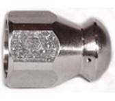 M-65113Форсунка каналопромывочная (с боем вперед и назад, вход 1/4внут, 1х3 отверстие, размер 050)