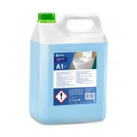 125257 А1+ Моющее средство для ежедневной уборки туалетов.Концентрат. 5кг