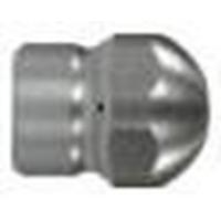 M-122370170 Форсунка каналопромывочная (с боем вперед и назад, вход 1/8внут, 1х3 отв. размер 040)
