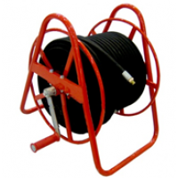 Барабан  для рукава 100 м РВД DN8 вход 22х1,5ш -выход 22х1,5ш