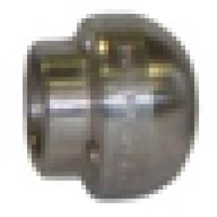 0124722210 Форсунка каналопромывочная 1 вперед/3 назад (проф)