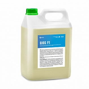 550058 Моющее средство GIOS F1 (канистра 5 л)