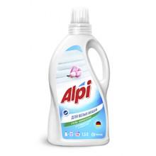 "112602 Концентрированное жидкое средство для стирки ""ALPI white gel"" (флакон 1,5л)"
