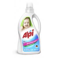 """112601 Концентрированное жидкое средство для стирки """"ALPI sensetive gel"""" (флакон 1,5л)"""