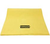"""MD-300 Искусственная замша """"TORNADO"""" жёлтая 54x45 см (HCP 30SD 45)"""
