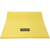 """HCP 30SD 45 Искусственная замша """"TORNADO"""" жёлтая 55x45 см."""