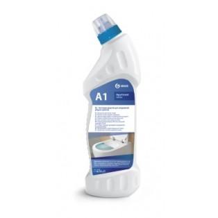 125256 А1 Моющее средство для ежедневной уборки туалетов 750мл