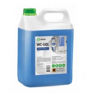 """125203 Средство для чистки сантехники """"WC-gel"""" 5,3 кг."""
