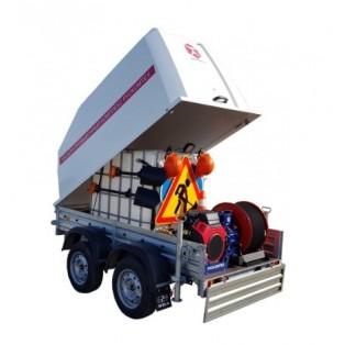 РКТ-150/50Т Каналопромывочный прицеп РКТ-150/50Т