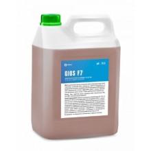 550047 Высокощелочное пенное моющее средство GIOS F7 (канистра 5 л)