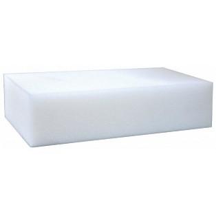 IT-0325 Губка белая из пенополиуретана. Размер: 20,5*12*5см.