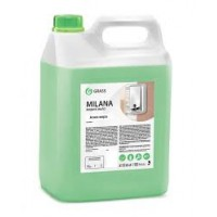 """126605 Жидкое мыло  """"Milana""""  алоэ вера  5 кг"""