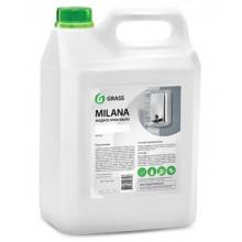 """126205 Жидкое крем-мыло """"Milana"""" жемчужное 5 кг"""