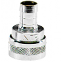 R+M 527003001 Ниппель для быстросъёма. Для шланга Ø ½ M.