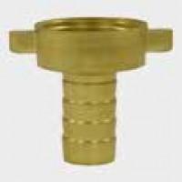 """R+M 71156Резьбовое соединения для шлангов, 1""""внут, 19mm, 150°C, латунь"""