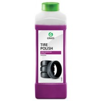 121201 TIRE POLISH Средство полирующее и защитное для автомобиля (канистра 1л)