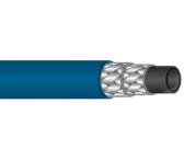 R+M 30205 Рукав 2SC08 400бар синий