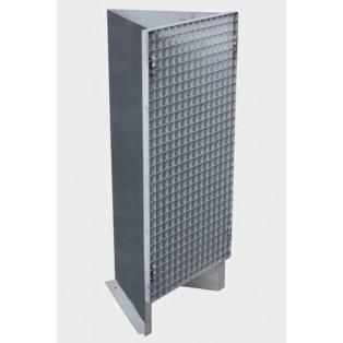 R+M 105720 Выбиватель ковриков easywash365+ нерж. сталь