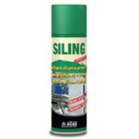Siling 250 ml - Защитная силиконовая смазка для пластиковых и металлических деталей