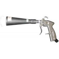 MTR-04 Пистолет для чистки воздухом с щеткой (механизм вращения с подшипником; адаптер для компрессо