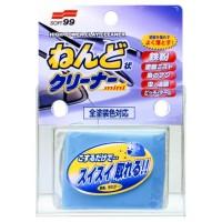 Soft 99 00238 Абразивная глина для очистки кузова Surface Smoother Mini