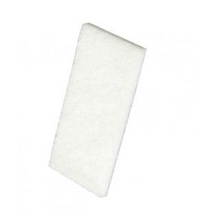 4203 Средне-абразивный пэд (белый) 245x125x23 мм