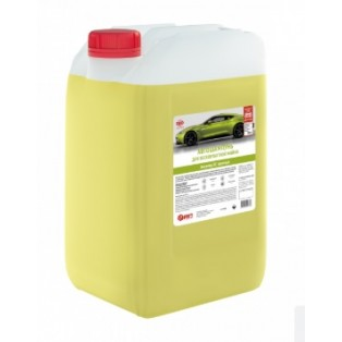 """7010888 Моющее средство """"Аксамид"""" SC зелёный автошампунь для бесконтактной мойки (20 л)"""