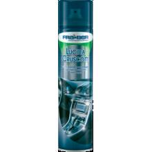 75459 LUCIDA CRUSCOTTI Очиститель и кондиционер пластика, аэрозоль, 750 мл